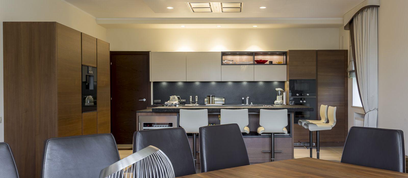 реализованный проект кухни Leicht Avance H и Classic Fs ляйхт