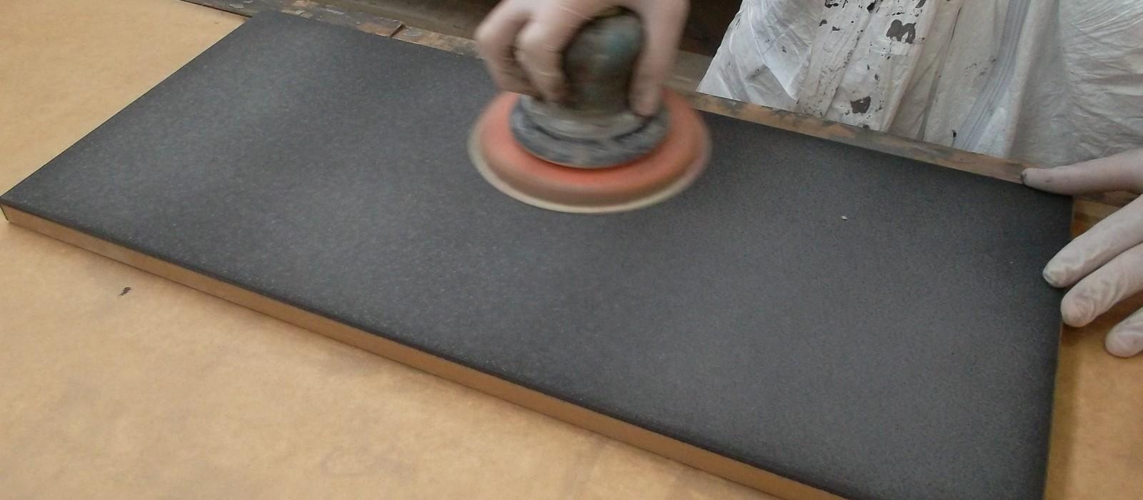 Изготовление бетонного фасада
